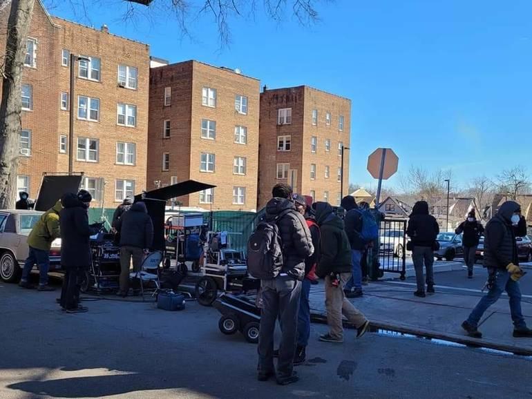Wu-Tang Clan Films TV Series in East Orange