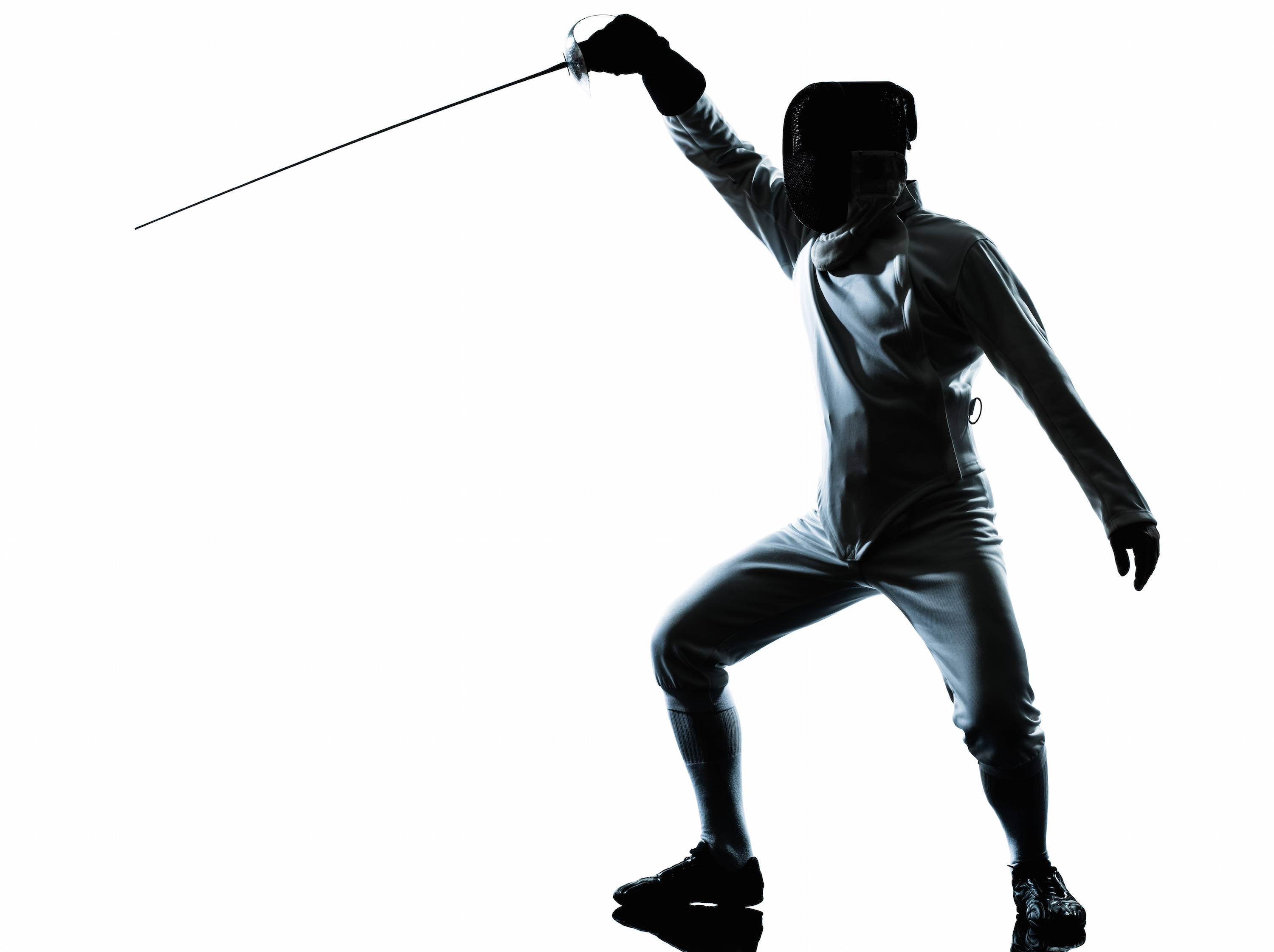 Ridge Girls Fencers Sweep to 1st Place Finish in Santelli Tournament