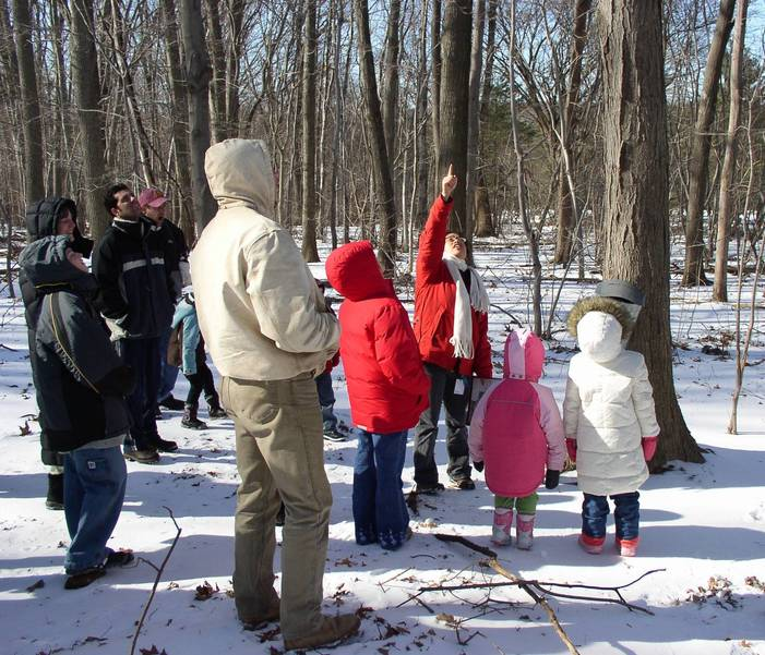 February Festivities at Trailside: Magnificent Raptors, Magic & Maple Sugaring