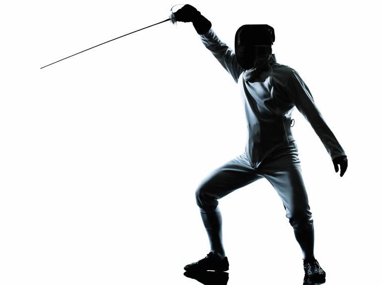 GL's Fencing Team Fences Last Meet of the Season