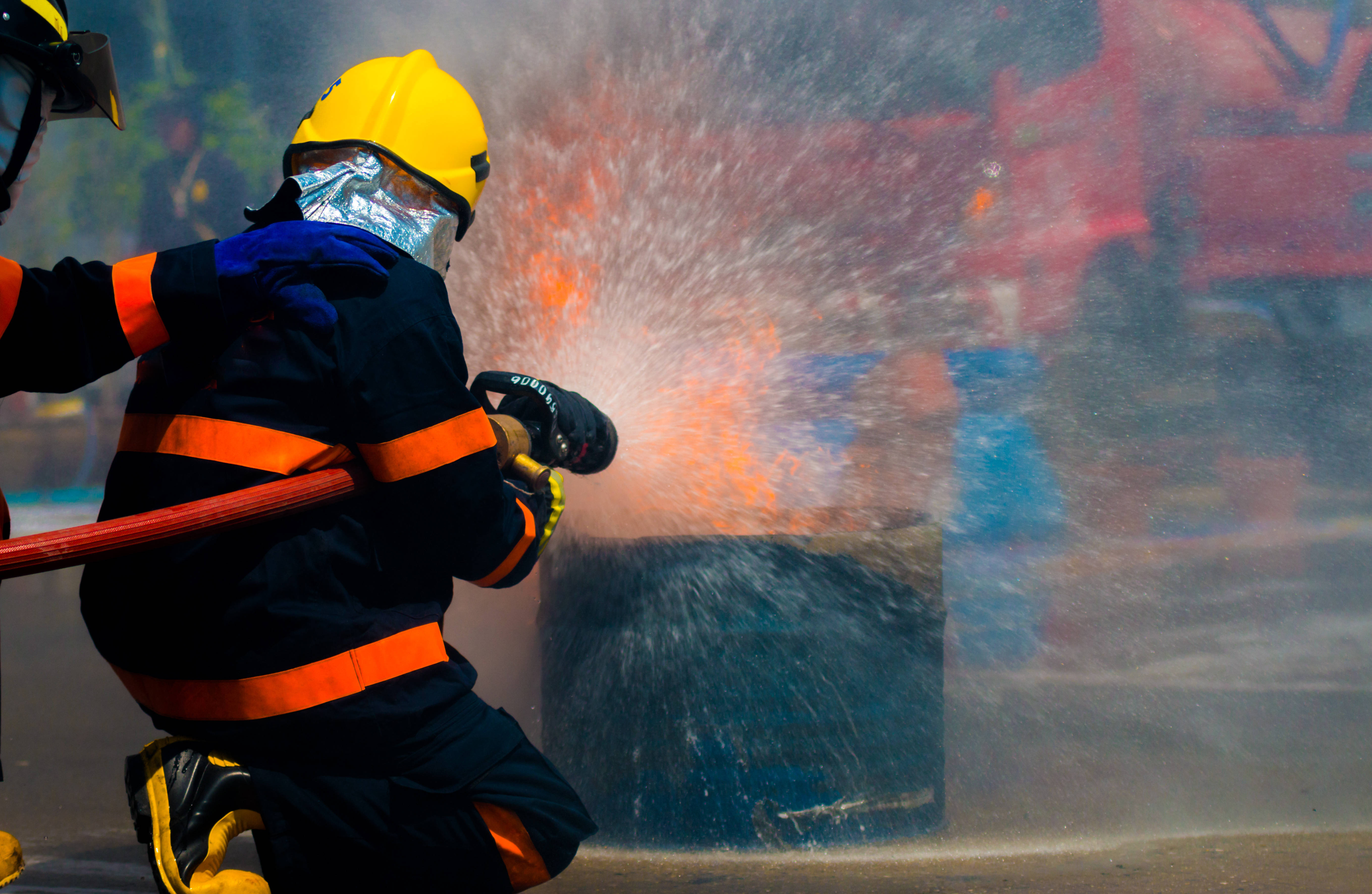 Take Safety Into Your Own Hands This October During National Fire Prevention Month