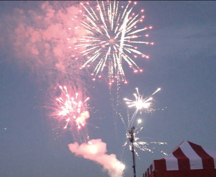 Independence Day Celebrations - Local Fireworks
