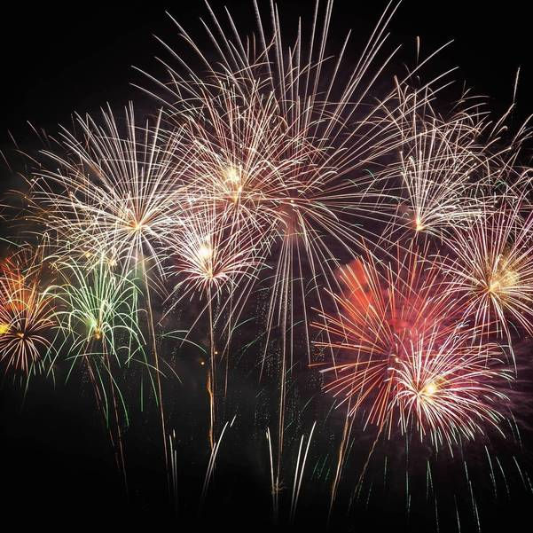 Fourth of July Fireworks at Union County Parks Canceled