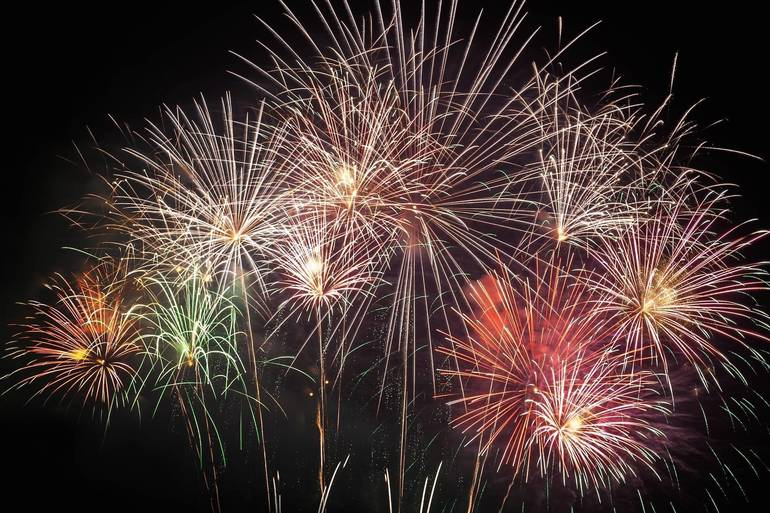 2020 4th of July Fireworks at Meisel Park and all Other Union County Parks Canceled