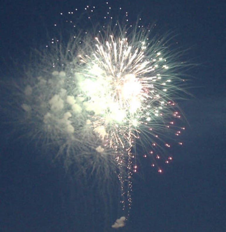 July 4th Fireworks Update for Piscataway Township