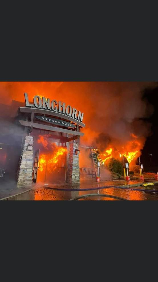 fire mount olive, fire budd lake, longhorn steakhouse fire