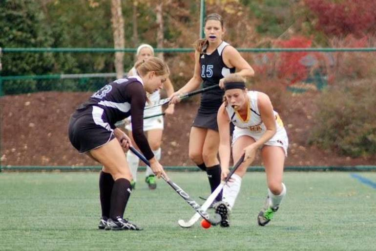 A Big Upset Win for Parsippany's Field Hockey Team