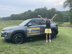 Woman Hits Hole In One to Take Home Car at Inaugural Fellowship Foundation Charity Golf Outing