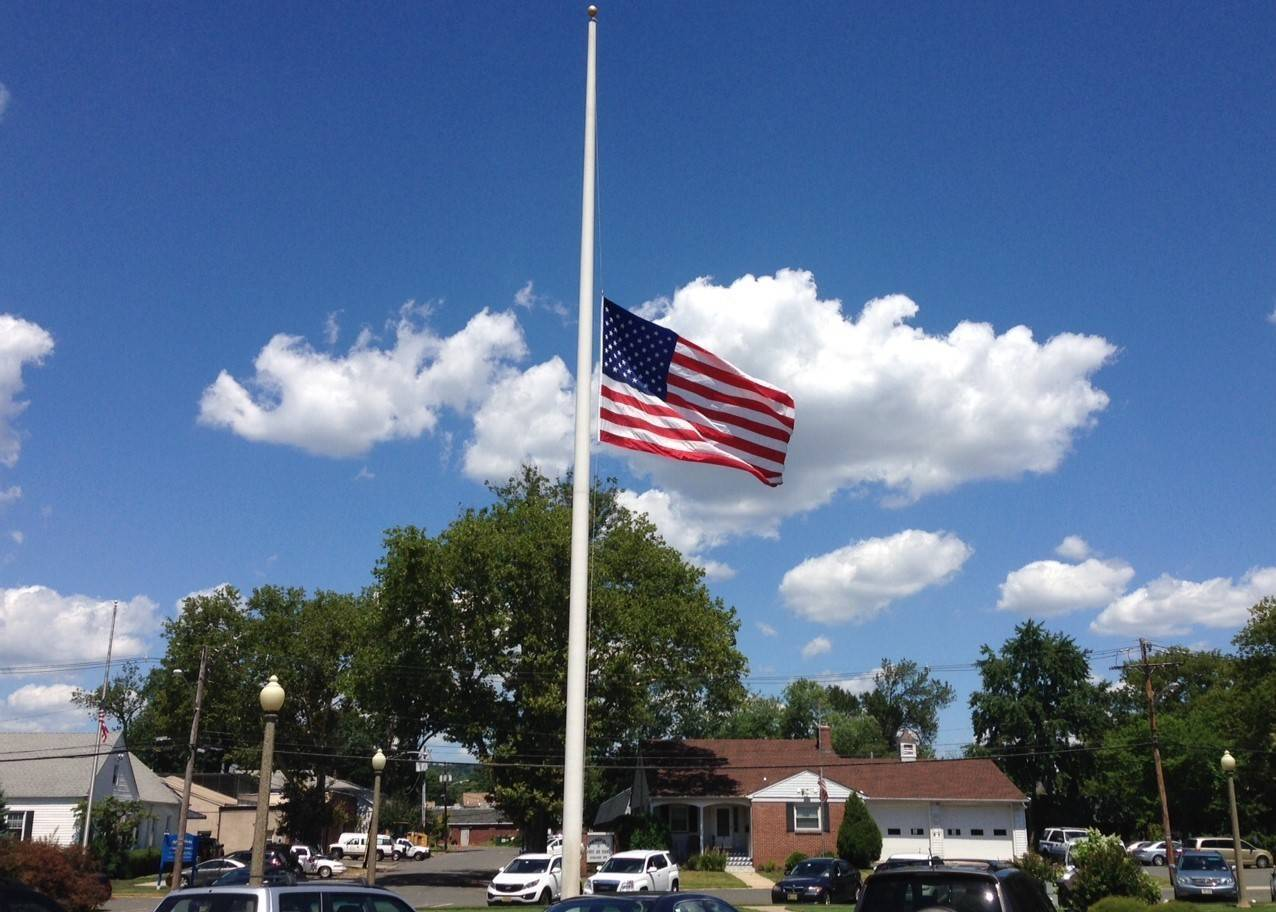 Livingston Lowers Flags to Honor Former Mayor Bob Leopold