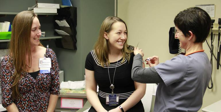 Fairfield Health Dept. Offers Flu Clinic, Dec. 8