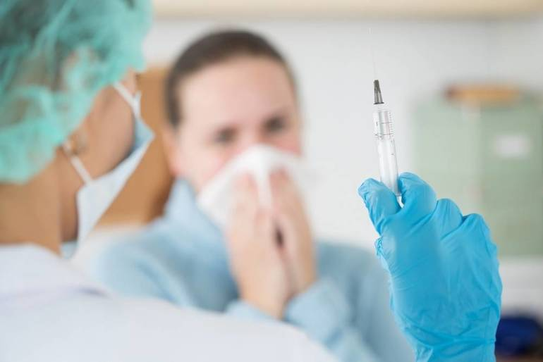 Flu shot clinic to begin Oct 21: Province
