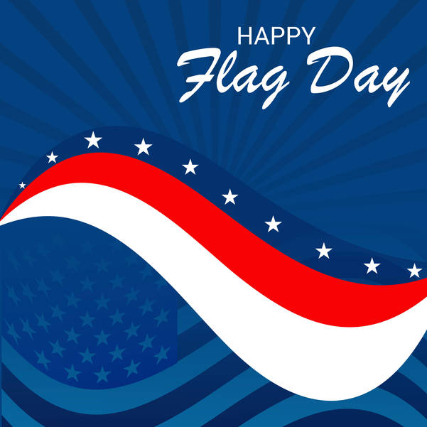 Flag Day is Friday, June 14