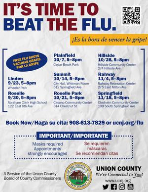 Protect Yourself During Flu Season -- Get Your 2021 Flu Shot