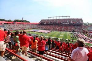 Scarlet Knights Up Their Game-Day Experience for Fans