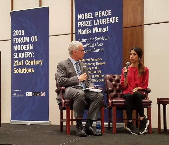 Nadia Murad - Interview