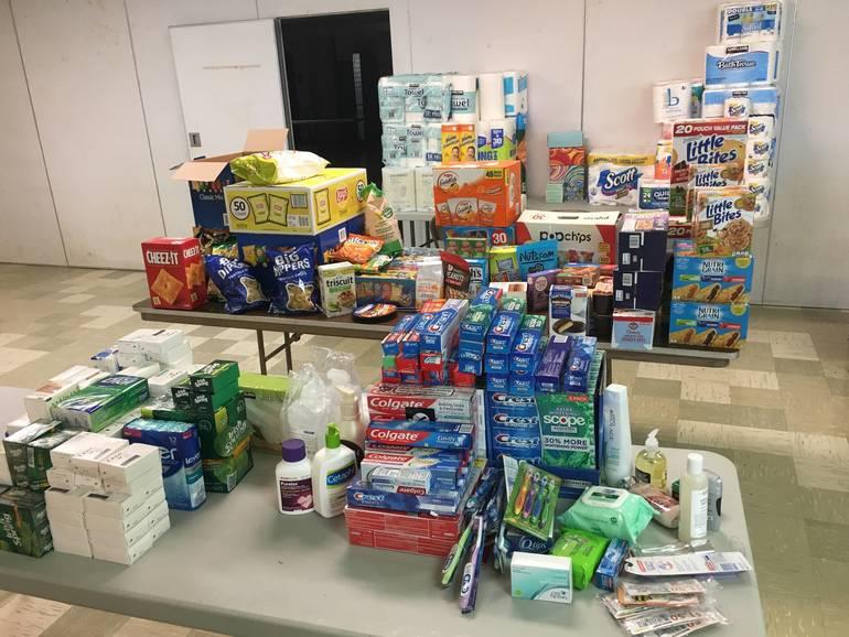 Essex County Food Distribution Dec. 3rd in Orange