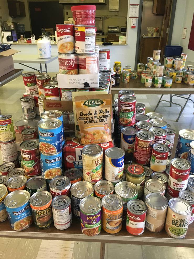 Classic Car Show at Fanwood Train Station on Sunday Will Also Collect Food for Local Pantries