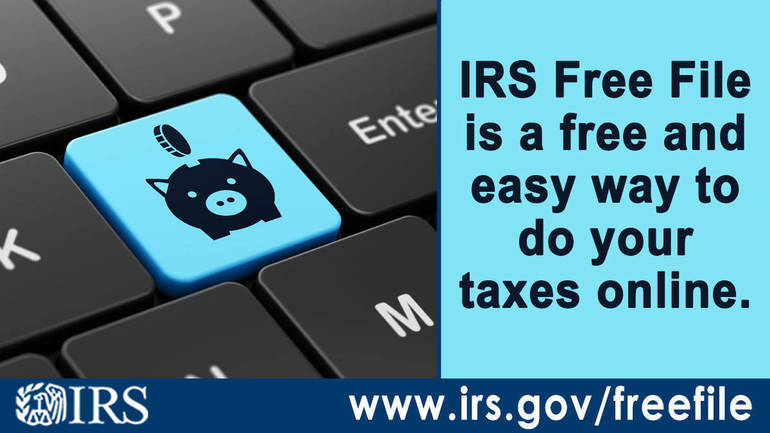 IRS Free File available today; claim Recovery Rebate Credit and other tax credits