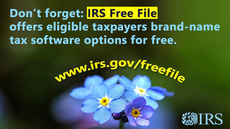 IRS Free File can help people who have no filing requirement find overlooked tax credits and get a refund