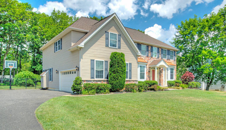 SOLD! - Luxury home in Sewell-Washington Twp