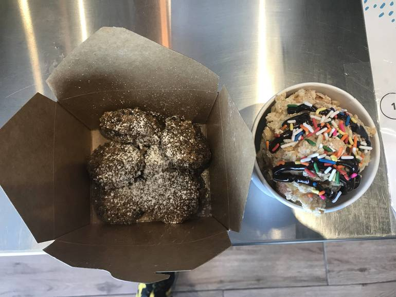 Frizzled NJ: Fried Ice Cream Pops up in Place of Westfield Fusion Taco Shop
