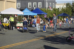Chatham Launches 50th Year of the Fishawack Festival; Saturday Features Jaycees Run, Hot Dog Eating Contest, Live Bands