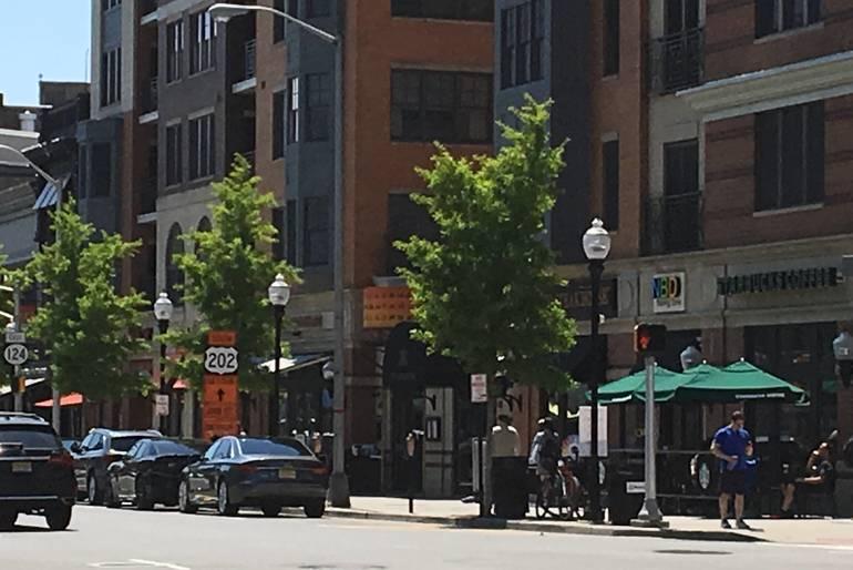Warm Weather Sends Dining Outdoors Morristown Restaurants