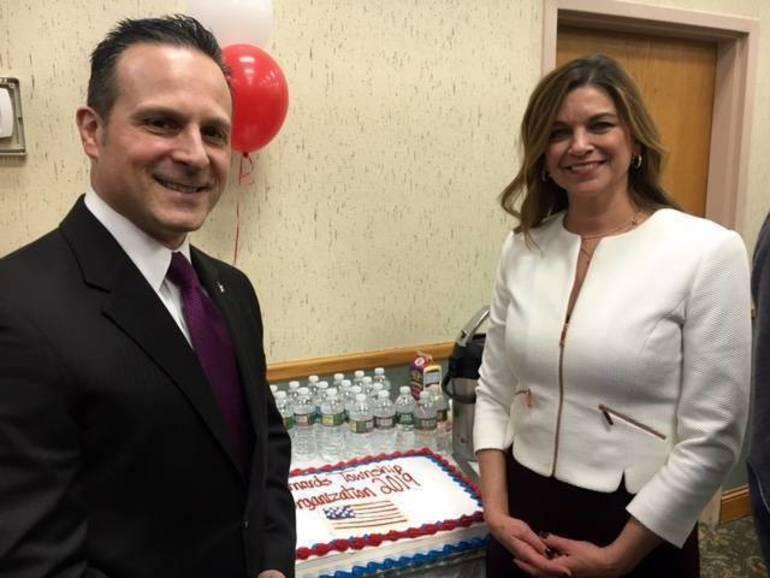 New deputy mayor and mayor for Bernards Township