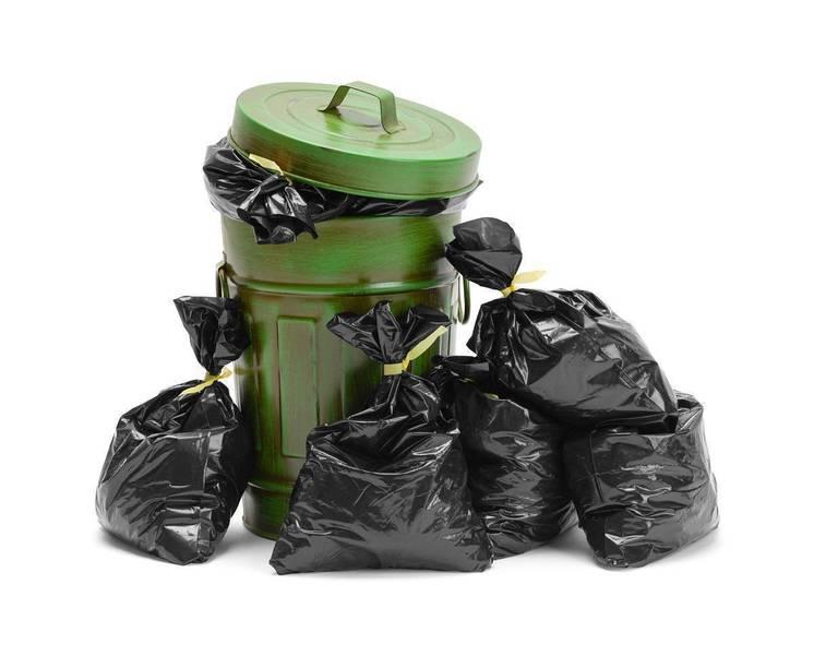 Bulk Trash Pick Up This Week in Parkland
