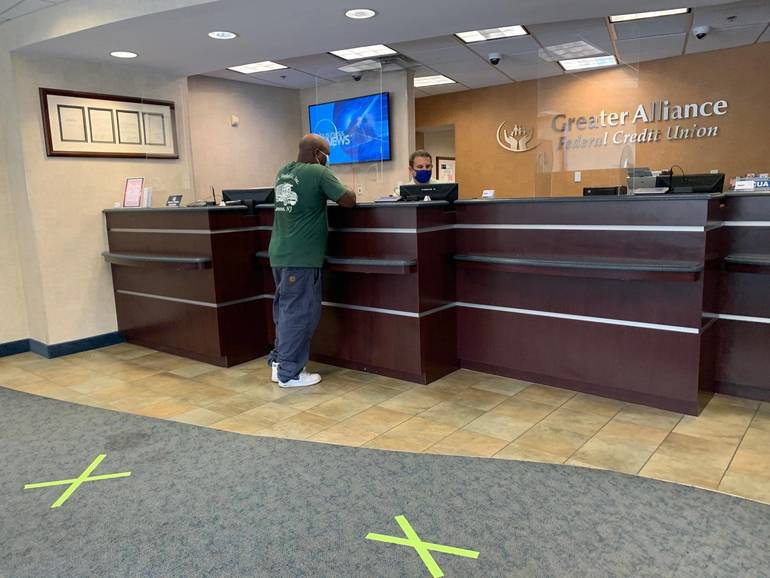 Greater Alliance Federal Credit Union Reopens Branches