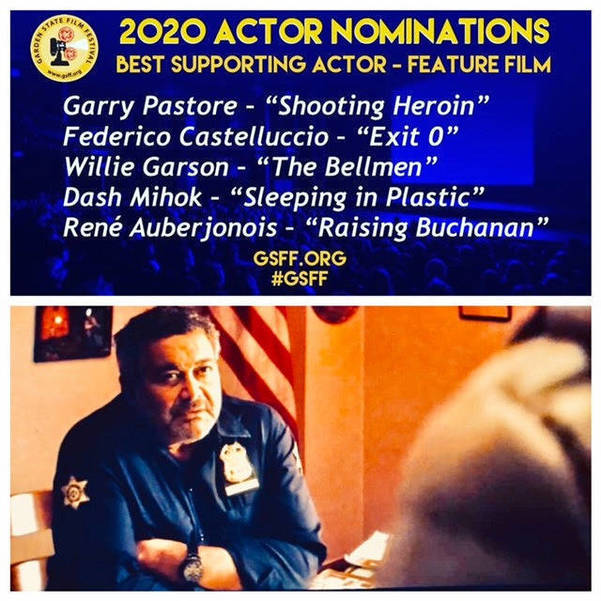 Gary Pastore wins GSFF Best Supporting Actor award.png