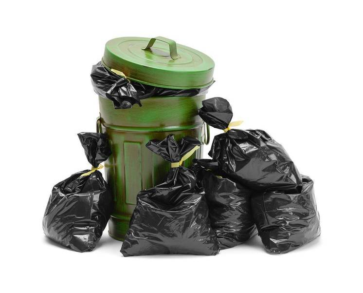 Hasbrouck Heights DPW Collecting Garbage on Friday