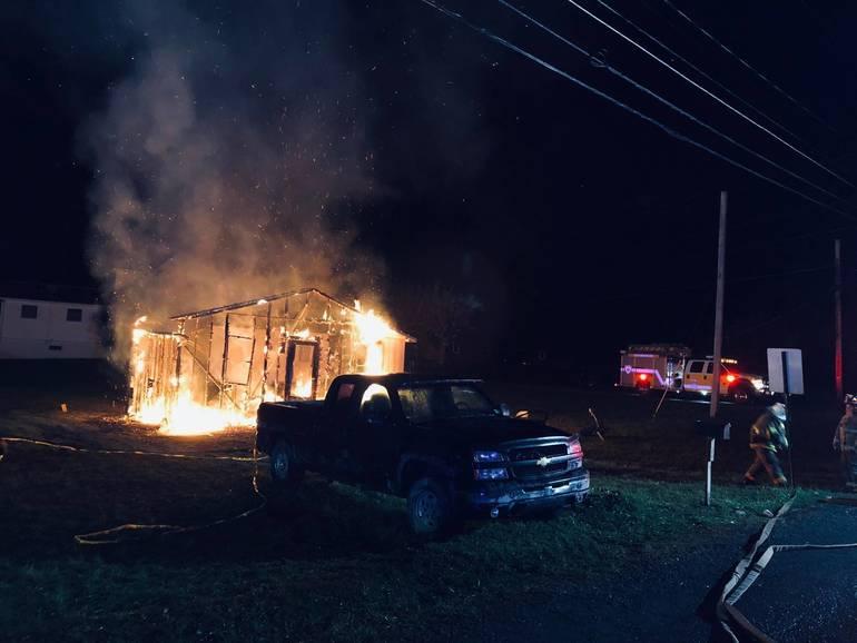 Garry Pastore - Home on Fire.jpg