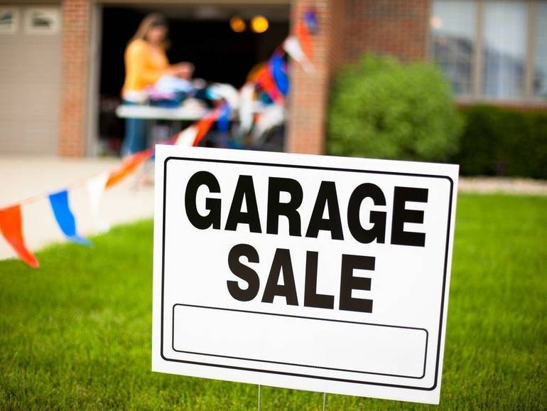 Garage Sale Permits Now Available In Milltown