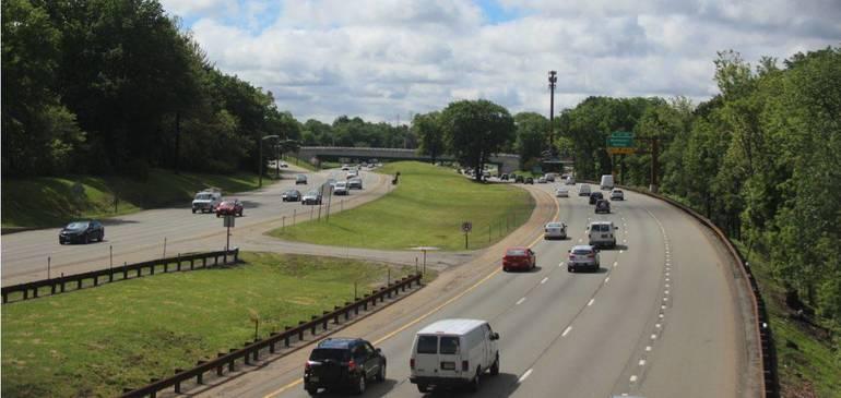 Garden State Parkway Essex County NJ May 2017.JPG