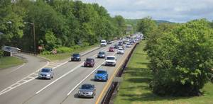 Fourth of July Travel, Garden State Parkway