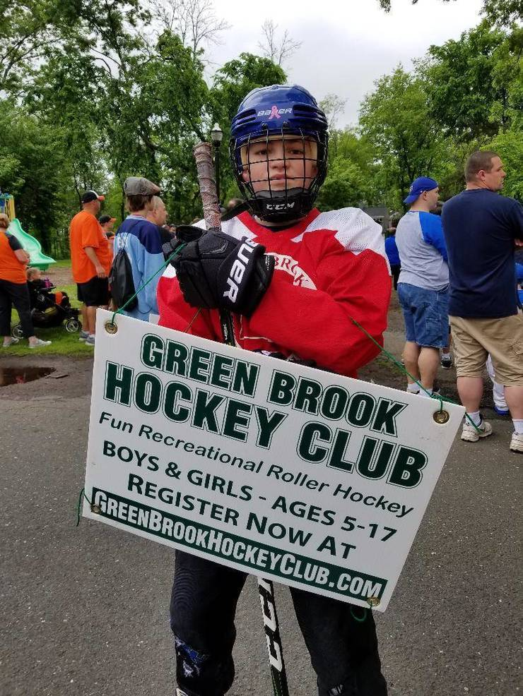 Green Brook Hockey Club Spring 2021 Registration Open