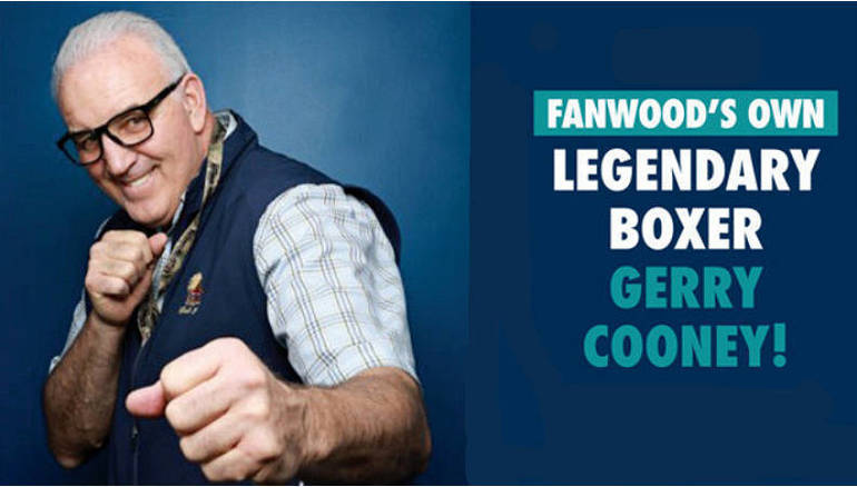 Fanwood's own Gerry Cooney will be among this year's inductees into the New Jersey Hall of Fame.