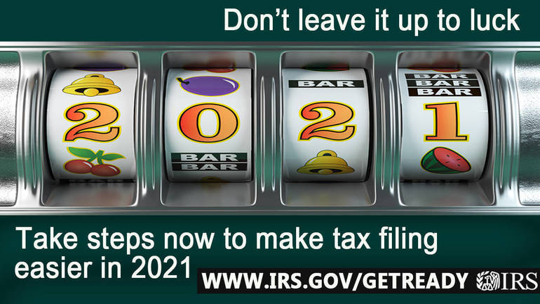 Get Ready for Taxes: Steps to take now to make tax filing easier in 2021