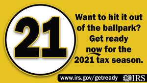 Taxpayers can visit IRS.gov from the safety of their home for answers to tax questions