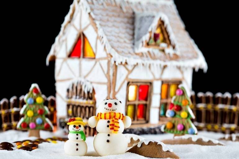 Deadline is Fast Approaching for Essex County Sustainable Homes and Habitats Gingerbread Contest