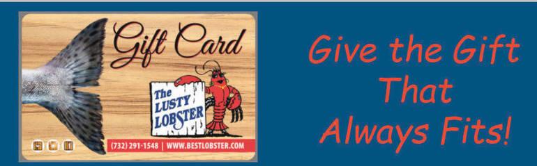 🦞Lusty Lobster: Soft Shells, Wild Baja Rock Shrimp , King Salmon Filet, Fresh New England Haddock, and More