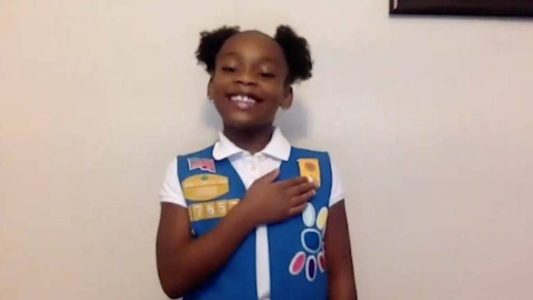 Girl Scout saying pledge and promise.png