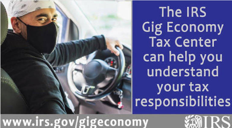 Taxpayers must report gig economy income on their tax return