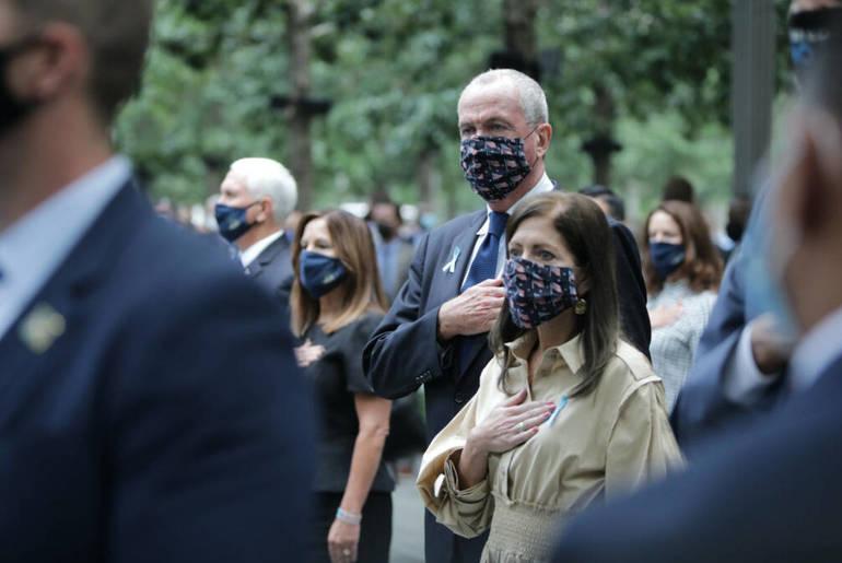 Gov. Murphy, First Lady Cancel Events, Enter CoronavirusSelf-Quarantine