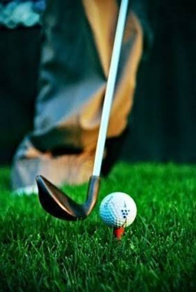 Good News for Golfers:  Parks and Golf Courses to Re-open on Saturday