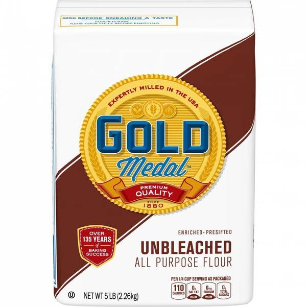 Flour Recall 2019: E. coli Contamination Found In Gold Medal Flour