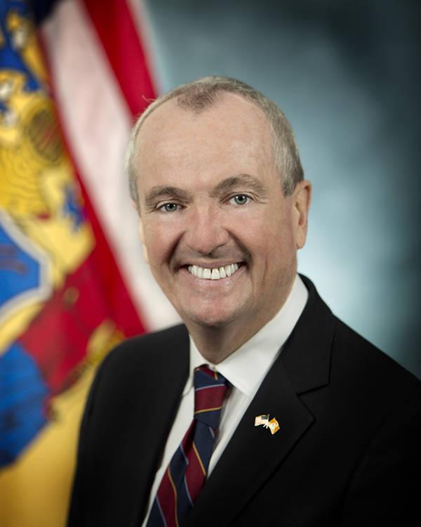 Governor Phil Murphy