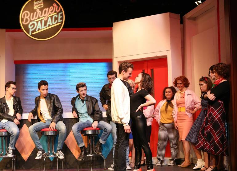 Grease is the Word: Summit Playhouse Presents Classic