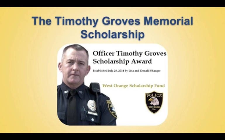 Donald and Lisa Shauger's Timothy Groves Memorial Scholarship Awarded to Fourteen WOHS Seniors at Virtual 2020 Senior Awards Night